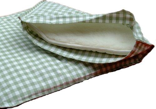 Magnetic Therapy Wool Cushion Pad - Medium (50 x 75cm)