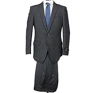 (ブルーム)BLOOM ビジネス スーツ 上下 メンズ ウール100% NIKKE 2Type