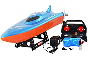 "22"" Blazingly Fast Balaenoptera Musculus Racing RC Boat"