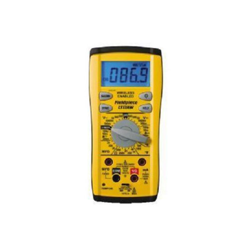 Fieldpiece LT17AW Digital Multimeter w/wireless transmitter,