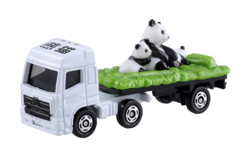 Tomica - Animal Truck - 1