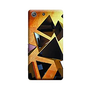 iShell Premium Printed Mobile Back Case Cover With Full protection For Sony Xperia M5 (Designer Case)