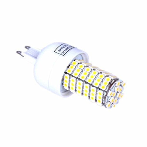 G9 6W Smd 3528 Ac 110V 230V 120Led Warm White Cabinet Light Bulb Lamp For Home