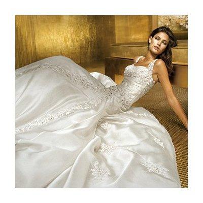 Custom Wedding Dress New