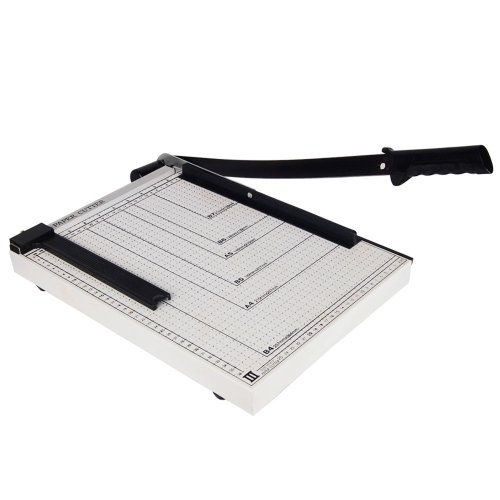 15″ Heavy Duty Guillotine Paper Cutter Trimmer B4