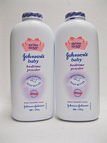 Johnson And Johnson Cornstarch Baby Powder front-587182