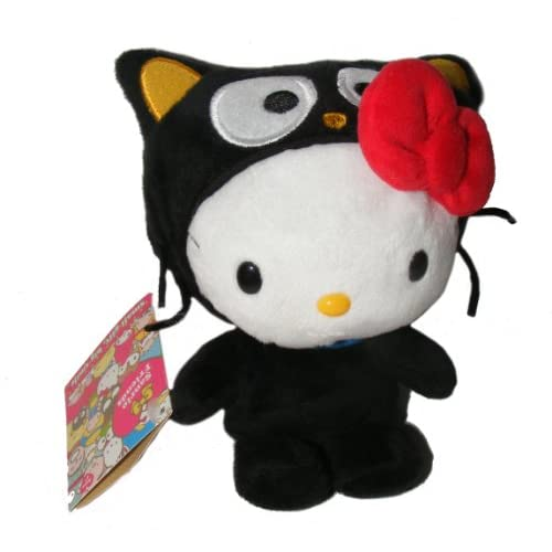 Sanrio Hello Kitty Plush   Hello Kitty as CHOCOCAT (6 inch)