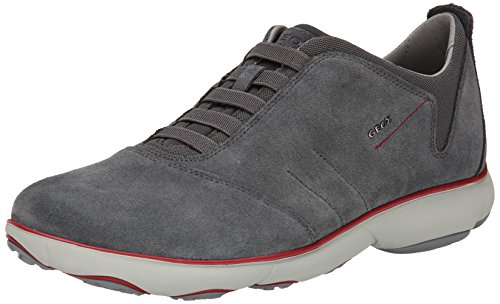 Geox U Nebula B, Sneaker Uomo, Grigio (Grey), 40 EU