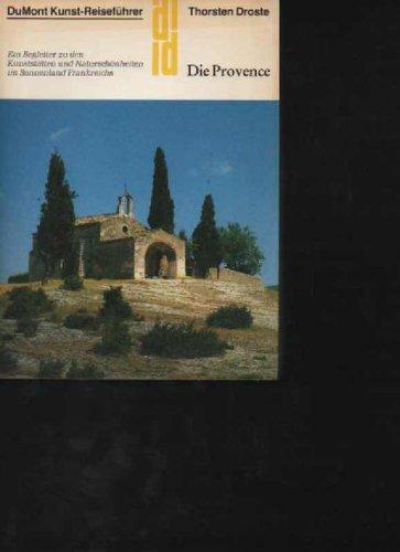 Droste die Provence Dumontkunst-Reiseführer