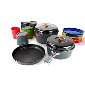 GSI Outdoors Bugaboo Camper Cookset at Amazon.com