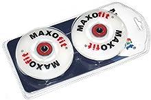 2x MAXOfit Waveboard Rollo ligero, incluyendo rodamientos ABEC 7.