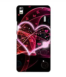 instyler BACK COVER CASE FOR LENOVO A7000