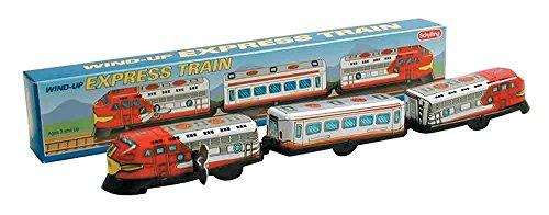 three-car-train