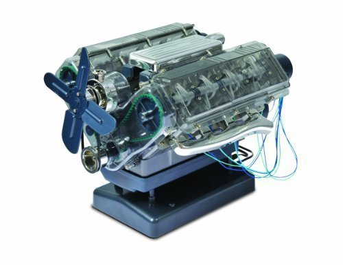Trends UK Haynes Build Your Own V8 Engine by Trends UK Ltd by Trends UK Ltd