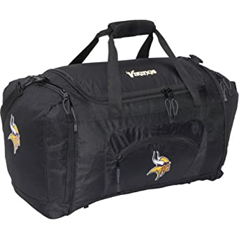 Concept One Minnesota Vikings Roadblock 20 Duffel by Concept 1