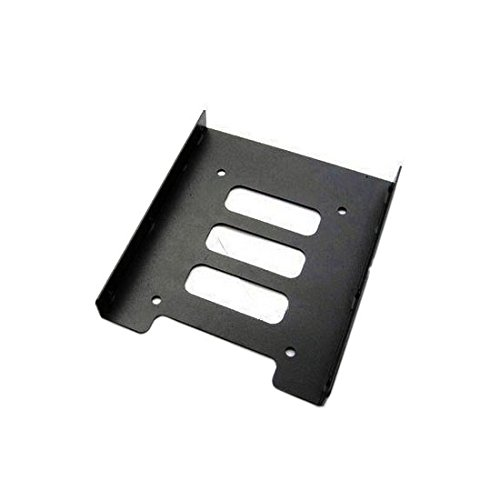 "New Black 2.5"" SSD to 3.5"" Bay Hard Drive HDD Mounting Dock"