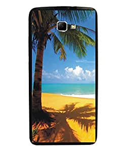 Techno Gadgets Back Cover for Intex Aqua i5 HD