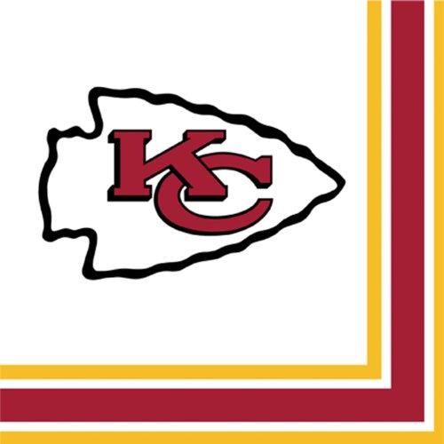 Kansas City Chiefs Luncheon Napkins