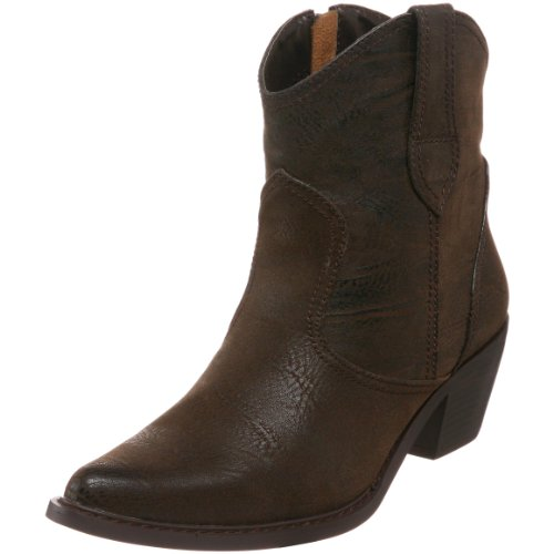 Roper Women's 1557 Ankle Boot,Brown,10 M US