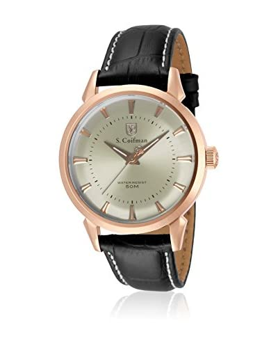 S. Coifman Reloj de cuarzo Man SC0287 45 mm