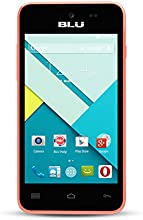 BLU Advance 4.0L Unlocked Smartphone -US GSM - Pink