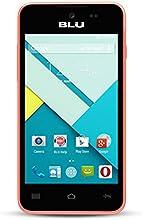 BLU Advance 4.0L Unlocked Smartphone -US GSM - Pink