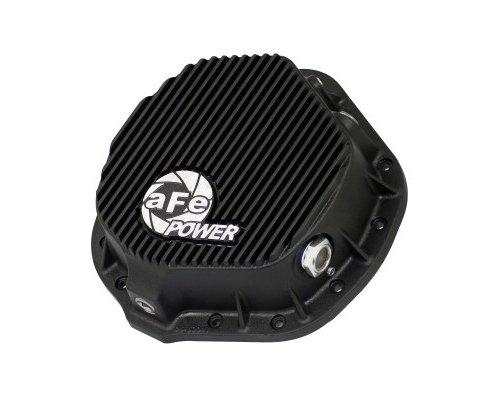 Afe Power Black Rear Differential Cover Chevrolet 3500 Duramax V8 8.1L 01-07