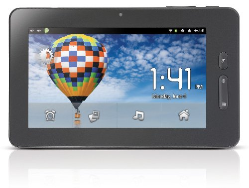 Storage Options 54585 Scroll Excel 7-inch Android 4.0 ICS Capacitive Touch Screen Tablet