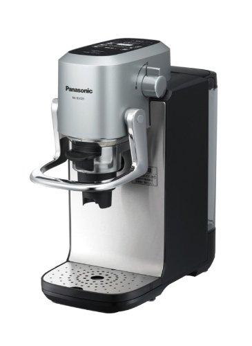 Panasonic エスプレッソ&コーヒーマシン コモンブラック NC-BV321-CK