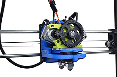 Lulzbot TAZ FlexyDually 3D Printer Tool Head