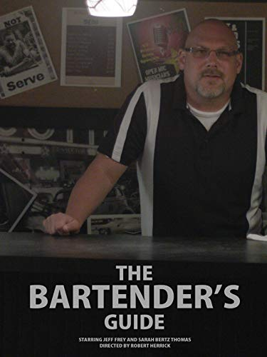 The Bartender's Guide on Amazon Prime Video UK