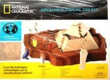National Geographic Archaeological Dig Kit