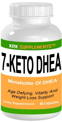 COMPLEMENT 7-Keto DHEA 100mg