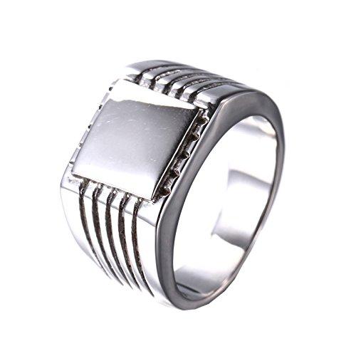 hijones-uomo-design-semplice-acciaio-inossidabile-marcatore-piazza-anello-engravable-argento-19