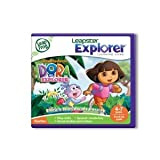Great Leapfrog Explorer Learning Game: Dora The Explorer 39044 (Works With Leappad & Leapster)
