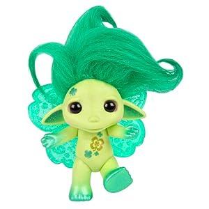 Amazon.com: ZELFS Medium Size Miss Clover Doll: Toys & Games