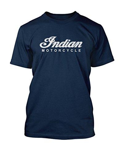 Glare UK -  T-shirt - Maniche corte - Uomo blu navy Large