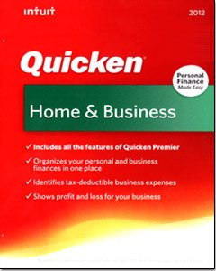 Buy online intuit quicken 2008 home and business