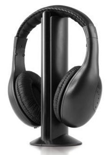 Fine Audio 5 In 1 Wireless Headphones