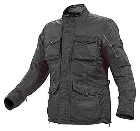 AXO MS6T0138-K00 Style Veste, Taille XXXL, Noir