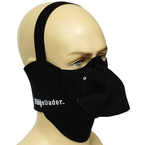 Power Gear Motorsports Motorcycle Snowmobile Snowboard Ski Face Mask Fog Evader Black