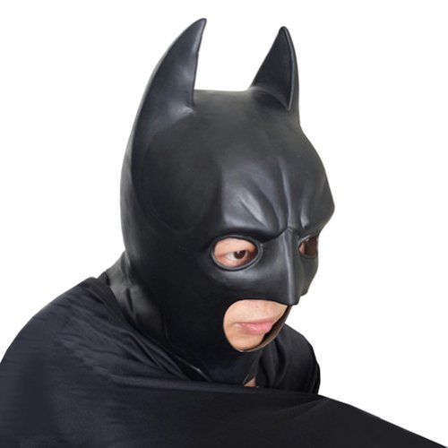 Halloween Batman Latex Mask