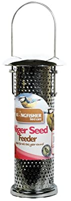 Kingfisher BF025 Deluxe Niger Seed Feeder
