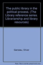 The Public Library in the Political Process
