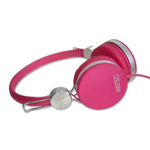 Wesc Banjo Headphones (magenta)の写真01。おしゃれなヘッドホンをおすすめ-HEADMAN(ヘッドマン)-