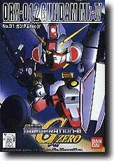 SD Gundam G Generation 31 ORX-012 Gundam Mk-IV - 1