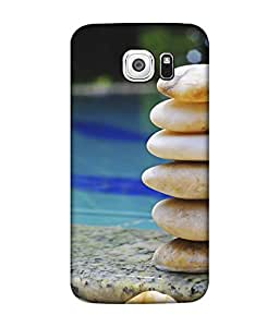 Samsung Galaxy S7 Edge Designer / Printed Back Cover -(nature)