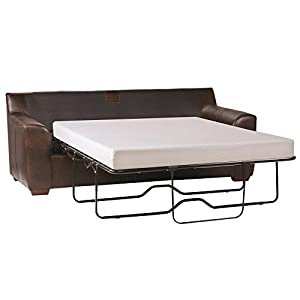 "Sleep Master 5"" Gel Memory Foam Sofa Mattress"