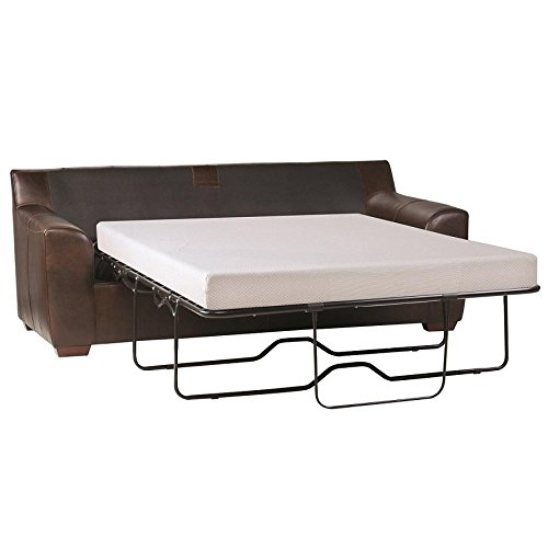 Sleep master 5 inch gel memory foam sofa mattress queen for Sofa bed 60 inches