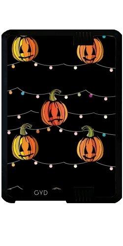 "Custodia Kindle Fire HD 7"" (2012 Version) - Zucche Di Halloween by Grab My Art"
